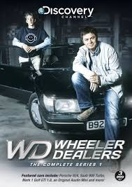 HD Watch Series Wheeler Dealers Season 4