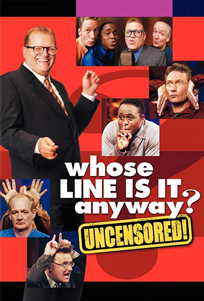stream Whose Line Is It Anyway Season 15