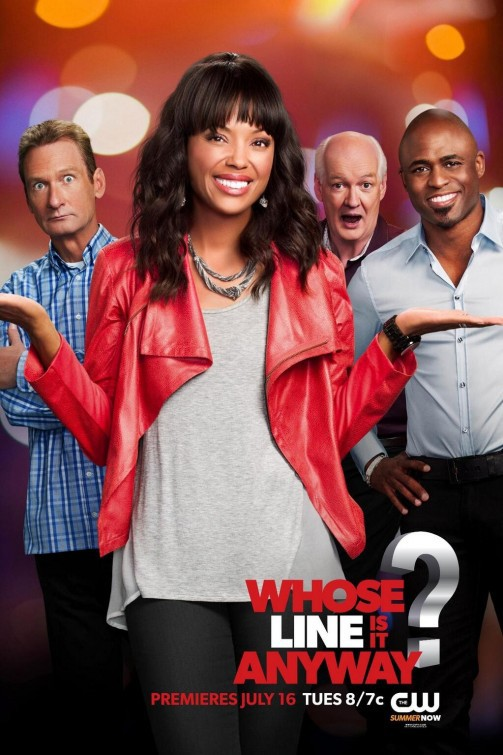 stream Whose Line Is It Anyway Season 16