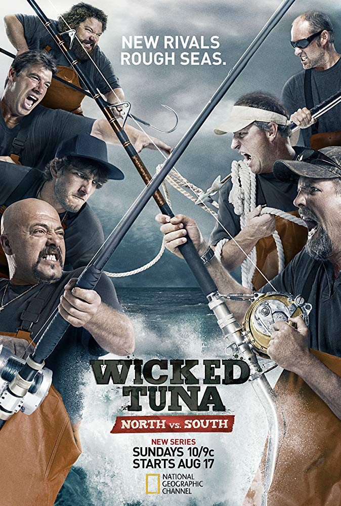 Wicked Tuna North vs South Season 2 123Movies