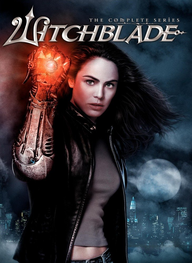 Watch Series Witchblade Season 2