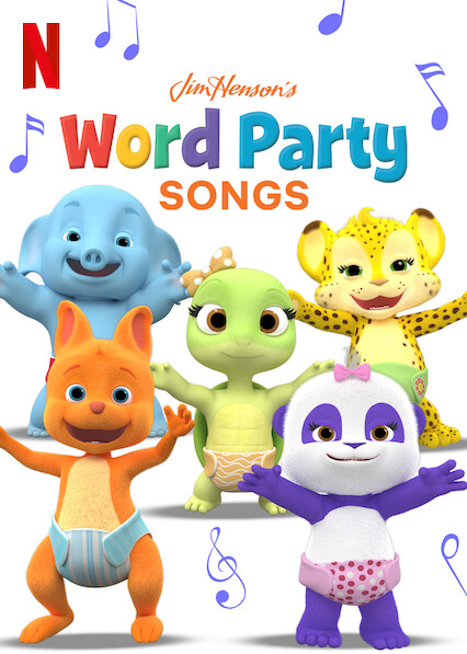 Word Party Songs Season 1 123Movies