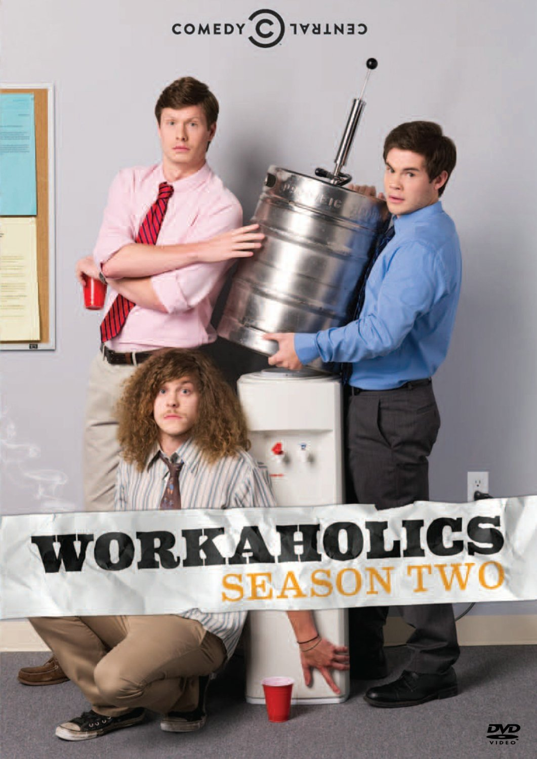 Workaholics Season 2 funtvshow