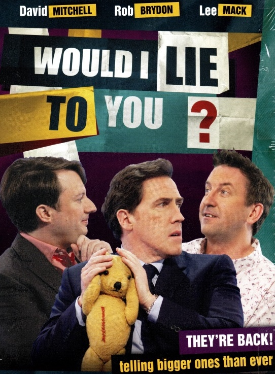 Would I Lie To You Season 1 123Movies