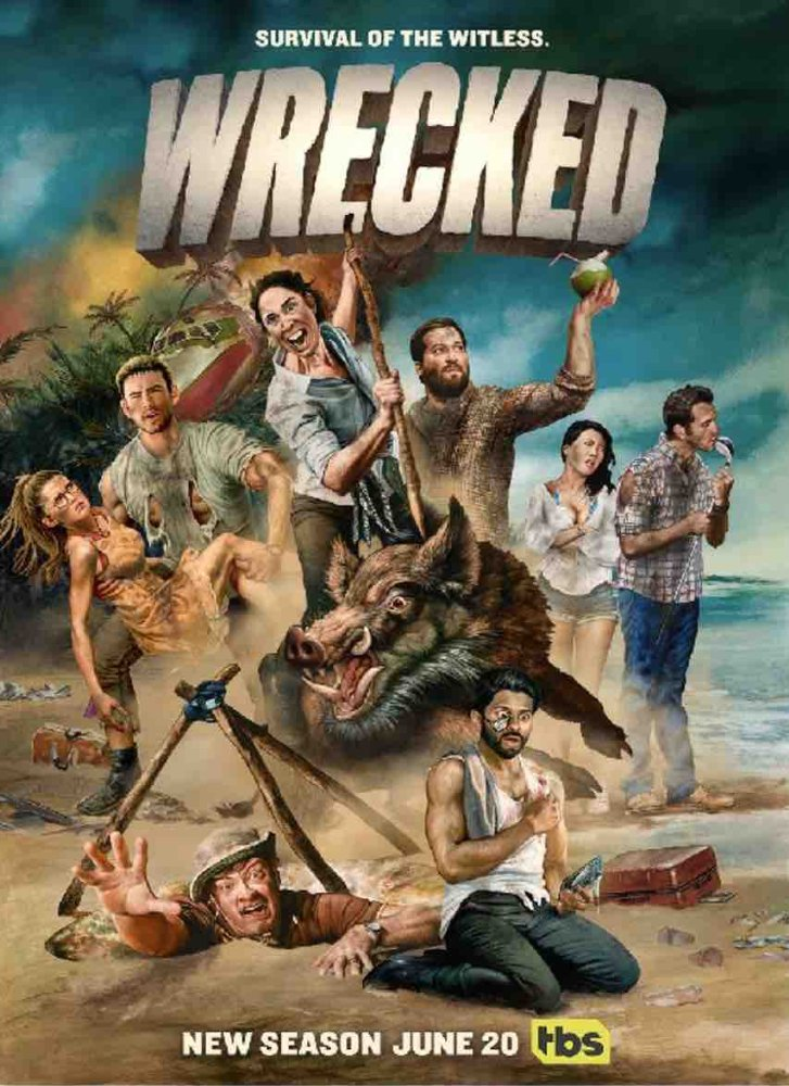 Wrecked Season 2 123streams
