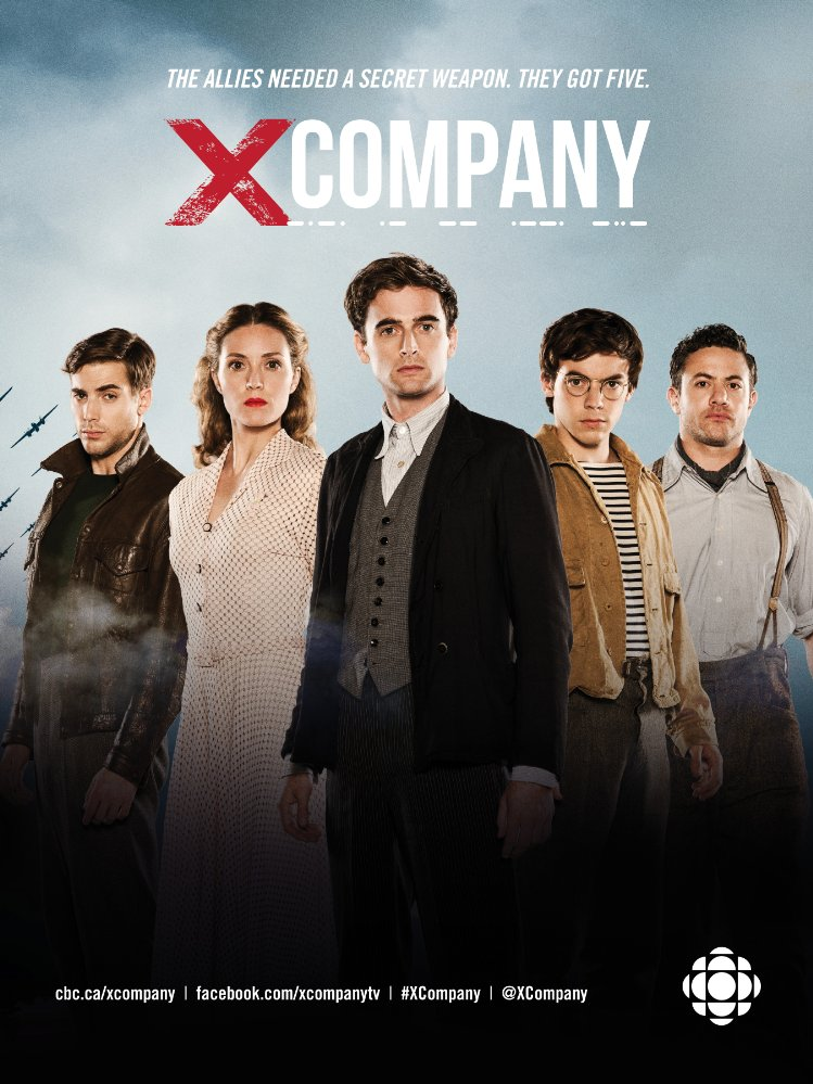 X Company Season 1 123Movies