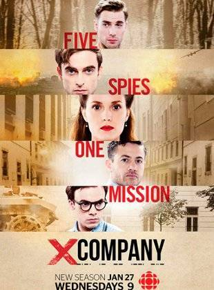 X Company Season 3 123streams