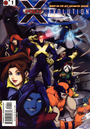 X-Men Evolution Season 1 123Movies