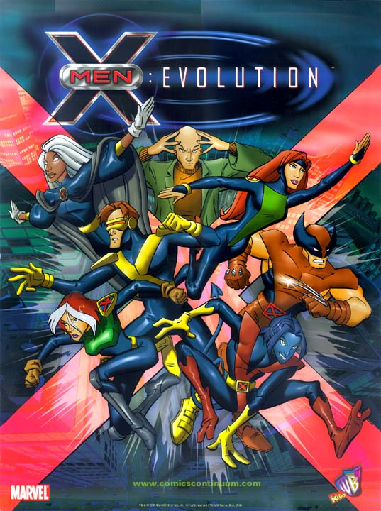 X-Men Evolution Season 2 Projectfreetv