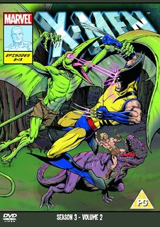 Watch Series X-Men The Animated Series Season 3