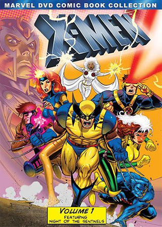 X-Men The Animated Series Season 5 123Movies