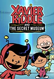 Xavier Riddle and the Secret Museum Season 1 123Movies