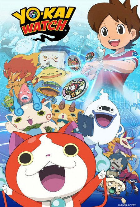 Youkai Watch Season 1 123Movies