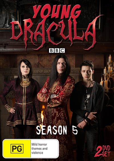 Young Dracula Season 5 123Movies