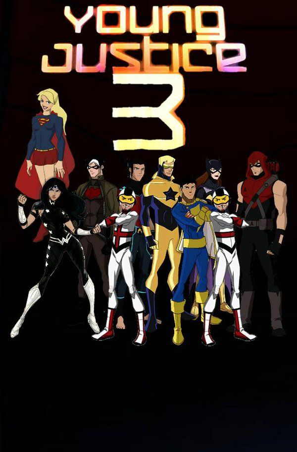 Young Justice Season 3 Projectfreetv