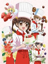 yumeiro patissiere Season 1 123Movies