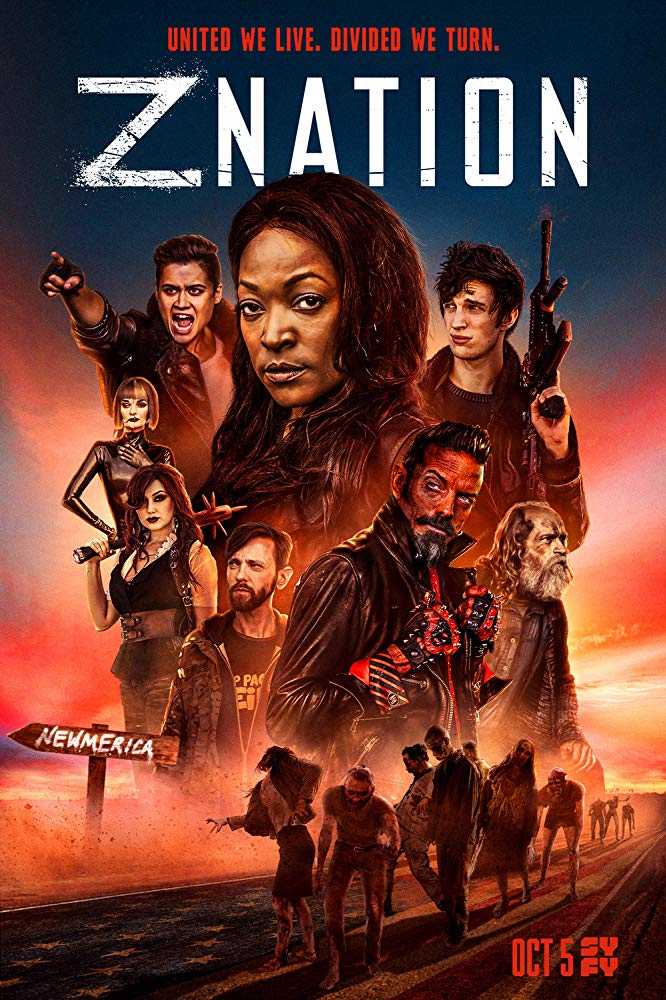 Z Nation Season 5 123Movies