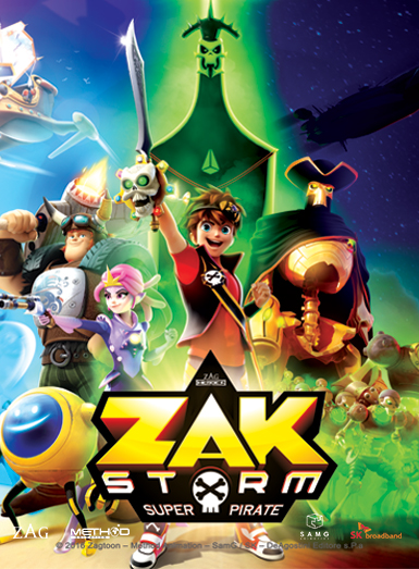 Zak Storm Season 01 123Movies