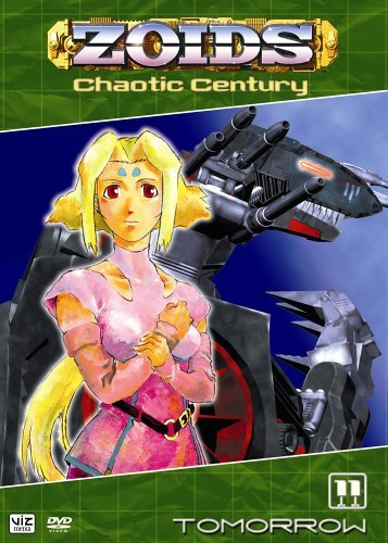 Watch Series Zoids Chaotic Century Season 1
