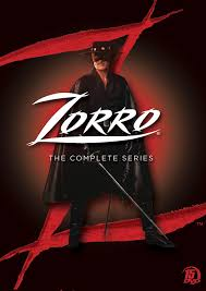 Watch Series  Zorro season 1 Season 1